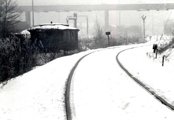 Und noch einmal Eisenbahnromatik
