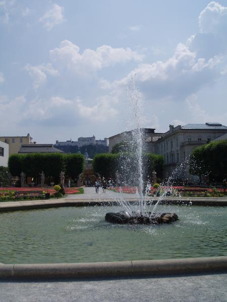 Schlossgarten Mirabell 2