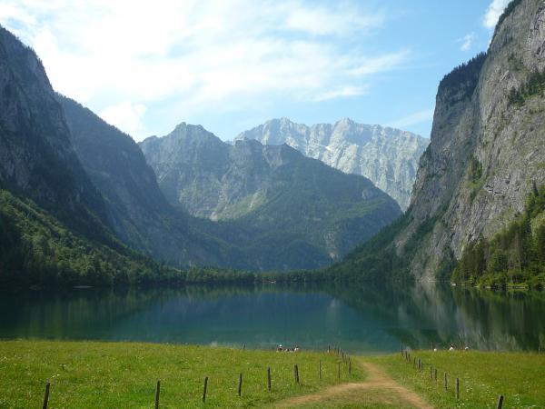 Nebensee des Königssees
