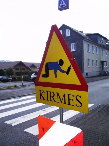 Kirmes im Westerwald