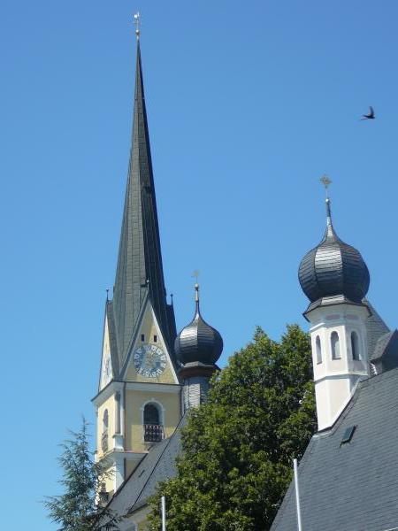 Kirche in Prien am Chiemsee
